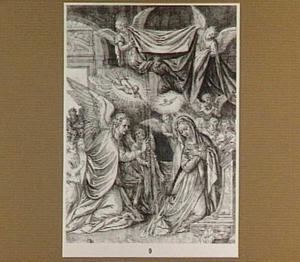De annunciatie (Lucas 1:26-38)