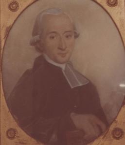 Portret van Jean Lemker (1749-1814)