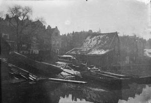 Scheepstimmerwerf aan de Bickersgracht te Amsterdam