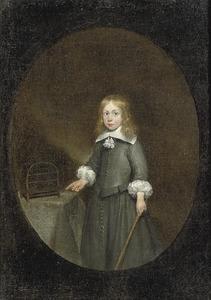 Portret van Gerrit Craeyvanger (1651-1674)