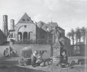 St. Maria in de hoofdstad naar Keulen