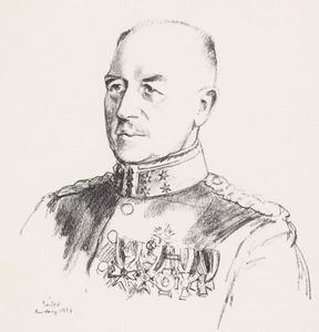 Portret van Maarten Belzer (1870-1948)