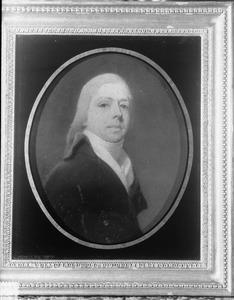 Portret van Jacob Gerard ter Borch (1769-1840)