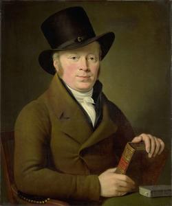 Portret van Barend Klijn Barendsz (1774-1829), dichter