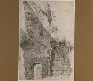 Gedeelte van het Colosseum te Rome
