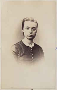 Portret van een vrouw uit familie Van der Ley