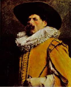 Een musketier