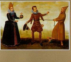 Aartshertog Albrecht VII tussen wereld en kerk
