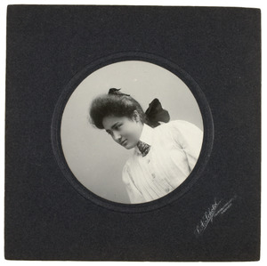 Portret van Henriette Jacoba Haas
