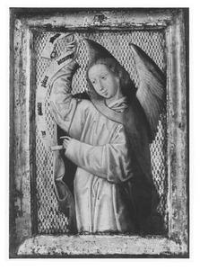 De engel Gabriël (de annunciatie)