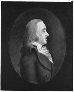 Portret van Job Hugo de Wildt (1768-1807)