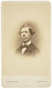 Portret van Unico Aubin Wilkens (1821-1874)