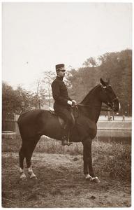 Portret van Ary Arelis van Marion (1888-1923)