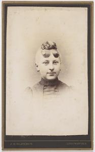 Portret van Akke Palsma (1873-1905)