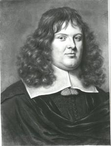 Portret van Markgraaf Hermann von Baden