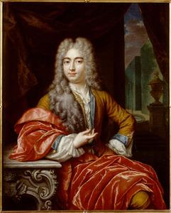 Portret van Joan van Schuylenburch (1675-1735)