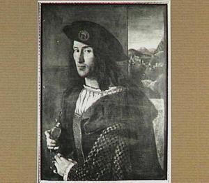 Portret van Andrea del Sarto