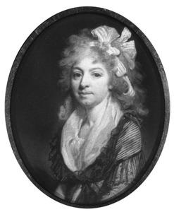 Portret van Cornelia van Brakel (1754-1823)