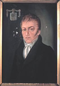 Portret van Arian de Goede (1766-1842)