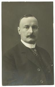 Portret van John Bake (1869-1944)