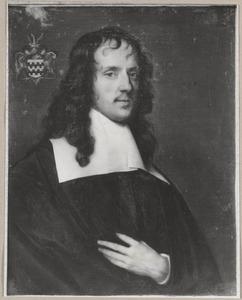 Portret van Nicolaes van de Haer (1620-1708)