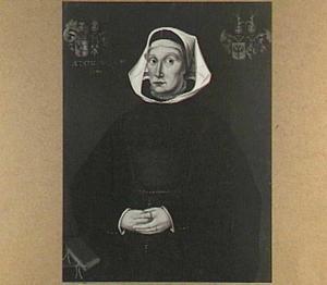 Portret van Anna van Feytsma