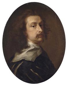 Zelfportret van Antony van Dyck