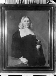 Portret van waarschijnlijk Jacobus Wijtmans ( -1671)