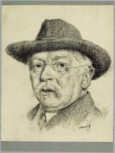 Portret van Jacobus van Looy