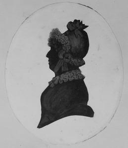 Portret van een vrouw, mogelijk Anna Catharina Valckenier (1766-1842)