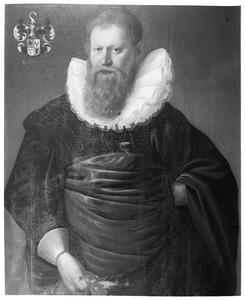 Portret van Rinco (van) Lycklama ( -1639)