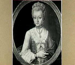 Portret van Petronalla Johanna Duyvensz. (1742-?)