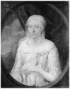 Portret van Cornelia Huysinga