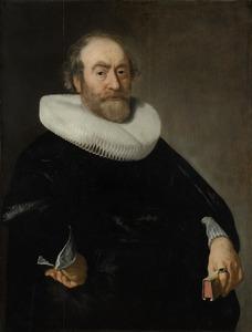 Portret van Andries Bicker (1586-1652)