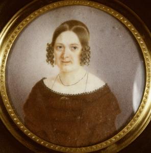 Portret van Susanna Lucretia Martha Rambonnet (1809-1898)