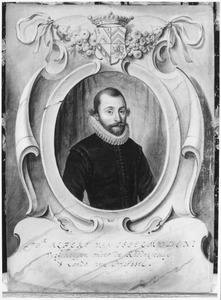 Portret van Alphert van Isselmuden (....-....)