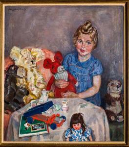 Portret van Dorothea Heijmeijer van Heemstede