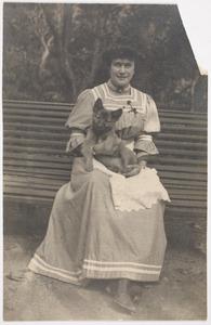 Portret van Fok Gerharda van Nauta (1864-1922)