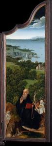 De verzoeking van de heilige Antonius de Heremiet
