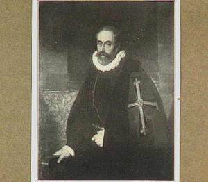 Portret van aartshertog Maximiliaan van Oostenrijk (1558-1618)