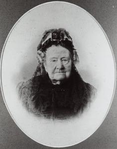 Portret van Ursule Adele Aurore van Tuyll van Serooskerken (1805-1901)
