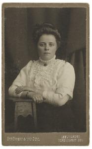 Portret van Meintje Humalda