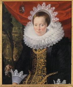 Portret van Catharina van Heemskerck (1588-1670)