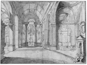 Barok kerkinterieur