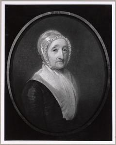 Portret van Johanna Catharina Jacoba Coox (1733-1816)
