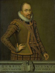 Portret van Gerard Reynst (ca. 1568-1615)