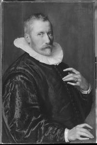 Portret van Hendrik van Opmeer (1542-?)