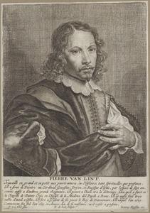 Portret van Peter van Lint (1609-1690)