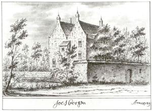 Het huis Soestbergen bij Utrecht in 1729