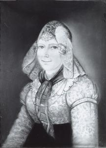Portret van Nantje Reenders